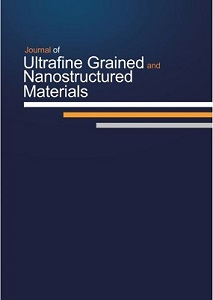 Journal of Ultrafine Grained and Nanostructured  Materials